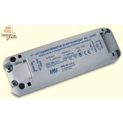 Transformator elektroniczny 105W 230/12V YT-105