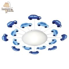 Lampa plafon VIKI 1 auta EGLO 92146