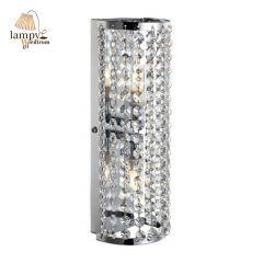 Lampa kinkiet 2 płomienny IP44 LYSEKIL Markslojd 105309