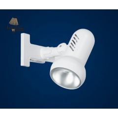 Lampa biurkowa na klips MANHATTEN EGLO - biały 81061