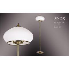 Lampa podłogowa 2 płomienna LD  Astra LPD