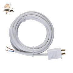 Kabel z wtyczką TRACK 3m biały Markslojd 105143