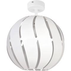 Lampa plafon GLOBUS SKOS L biały Sigma 31314
