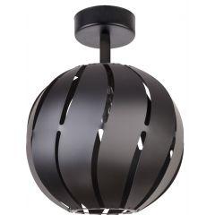 Lampa plafon GLOBUS SKOS M czarny Sigma 31312