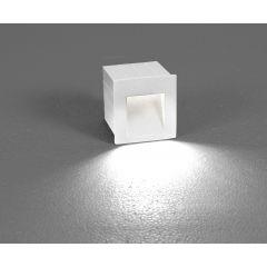 Lampa oprawa do wbudowania STEP LED WHITE IP44 Nowodvorski 6908
