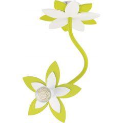 Lampa kinkiet FLOWERS GREEN I Nowodvorski 6897