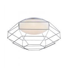 Lampa plafon IP44 NEST srebrny Markslojd 106829