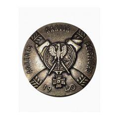 Przypinka Odznaka Samodzielnej Brygady Strzelcow Podhalanskich Narvik - PINS