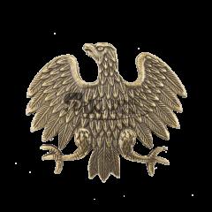 Przypinka Polskich Sił Zbrojnych w ZSRR - Kurica, orzeł z sarkofagu Władysława Hermana - PINS