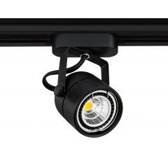 Lampa reflektor SLS KJ8061-B round 1xG5,3 MR16 Black 230V Sinus