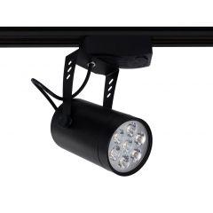 Lampa reflektor LED SLS GDA002-7W (81160) Black 3000K Sinus