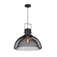 Lampa zwis pojedynczy BALDE czarny Azzardo AZ2676