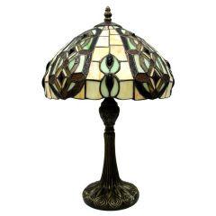 Lampa Witrażowa 62548