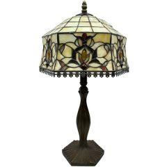 Lampa Witrażowa  62553