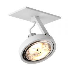 Gino Lampa reflektor do wbudowania 1 płom. biały Line 20005-WH