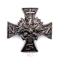 Przypinka Krzyża Narodowych Sił Zbrojnych NSZ - PINS