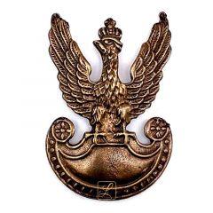 Przypinka duża z orłem wzór 1919 w wersji nr 3 - PINS