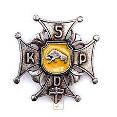 Przypinka Odznaka 5 Kresowej Dywizji Piechoty - PINS