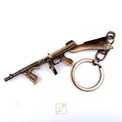 Brelok Pistolet maszynowy Thompson - BRELOK