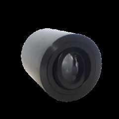 Oprawa plafon Spot P203 czarny PP DESIGN