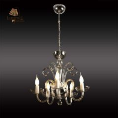 Lampa żyrandol 5 płomienny VENICE Sinus MD6046-5