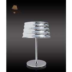 Lampa stołowa LULU chrom Sinus AT6066M