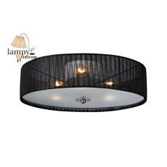 Lampa plafon 3 płomienny BYSKE czarny Markslojd 104884