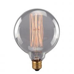 Retro INC Bulb E27 40W DIM duża kula Italux 294040