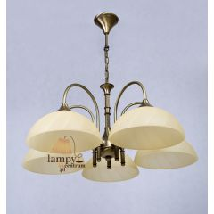Lampa żyrandol 5 płomienny ROVATO Astra LT5