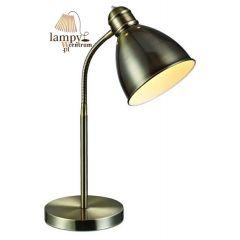 Lampa biurkowa NITTA patyna Markslojd 105131