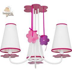 Lampa żyrandol 3 płomienny PRASLIN Nowodvorski 5304