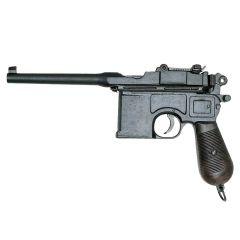 Słynny pistolet Mauser C96 z 1898 roku Denix 1024 - replika
