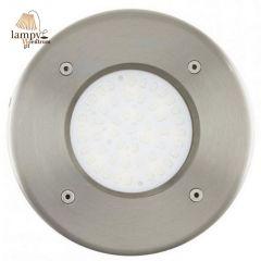 Lampa do ziemi LAMEDO LED koło IP65 EGLO 93482
