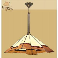 Lampa zwis 1 płom. Olimp S1 IKARO