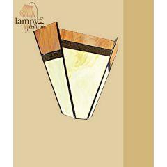 Lampa kinkiet 1 płom. Olimp K1A IKARO