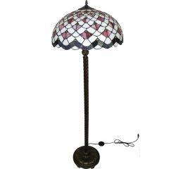 Lampa Witrażowa Podłogowa (Ii Cz) 94447