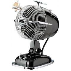 Wentylator biurkowy RETROJET czarny Casa Fan 301502