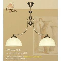 Lampa 2 ramienna Sevilla S2B ICARO