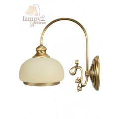 Lampa kinkiet 1 płom. Wezyr 0177/KN1 SOLAR