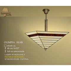 Lampa ampla 4 płom. Olimpia S1AB IKARO