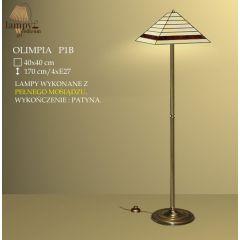 Lampa podłogowa 4 płom. Olimpia P1B IKARO