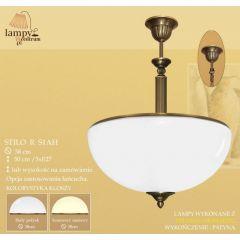 Lampa ampla 3 płomienna Stilo R S1AH 38cm ICARO