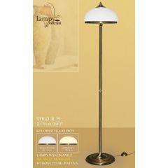 Lampa podłogowa 2 płomienna Stilo R P1 ICARO