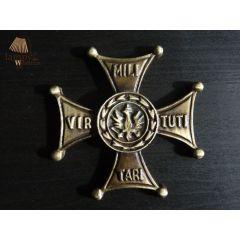 Order Virtuti Militari mosiądz
