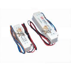 Zasilacz oświetlenie LED MEANWELL IP67 podwyższona szczelność -  różne moce