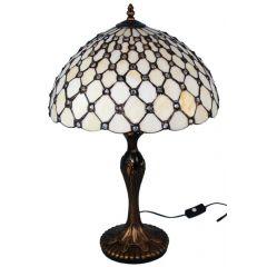 Lampa Witrażowa 83953