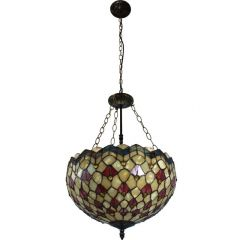 Lampa Witrażowa -Prom 83950