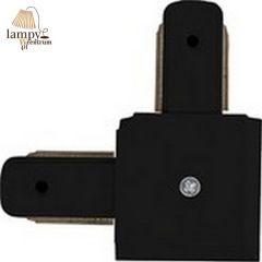 Złączka typu L CONECTOR 90 degree black do systemu STORE LED 230V Nowodvorski 6828