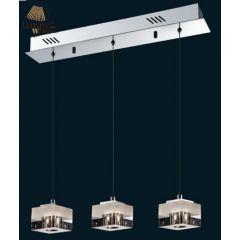 Lampa wisząca Cubric Italux MD9216-3A