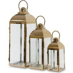 Lampion Metalowy 104653